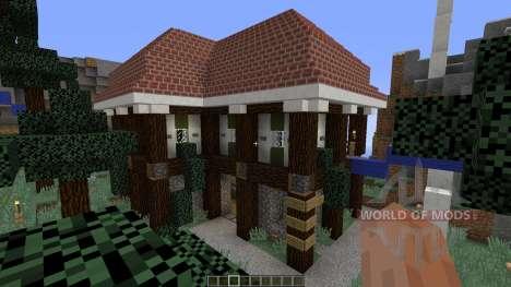 Dynamic Drops для Minecraft