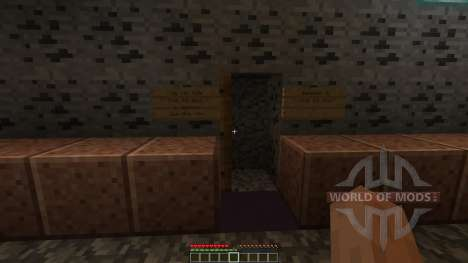 Alien A Crafters Isolation для Minecraft