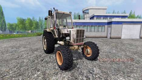МТЗ-80 v2.0 для Farming Simulator 2015