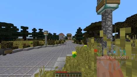 Minemios The new Minecraft amusement для Minecraft