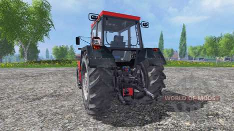 Ursus 1234 v2.0 для Farming Simulator 2015