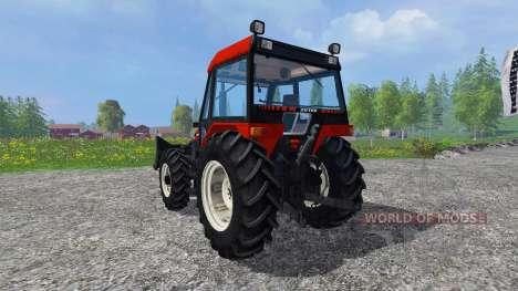 Zetor 7340 Turbo v2.0 для Farming Simulator 2015