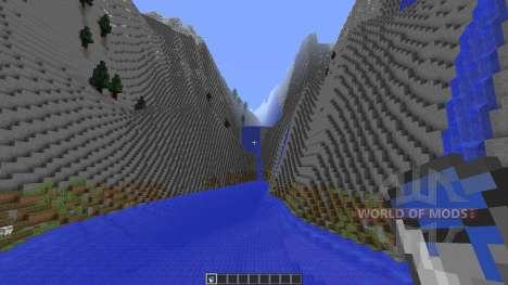 Pine Valley для Minecraft
