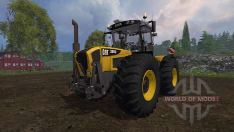 Caterpillar 3800 для Farming Simulator 2015