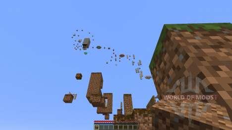 PuzzleParkour для Minecraft