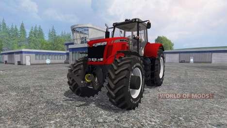 Massey Ferguson 7622 v2.0 для Farming Simulator 2015