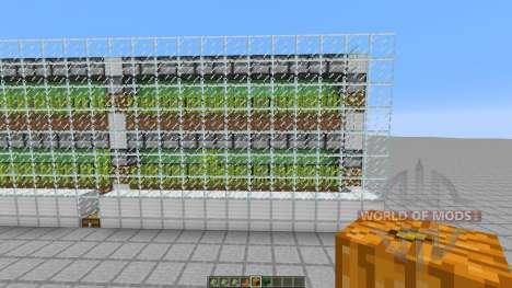 Multipurpose Sugar Cane Farm для Minecraft