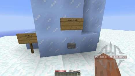 Parkour 4 для Minecraft
