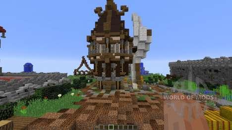 Minecraft Cinematic для Minecraft