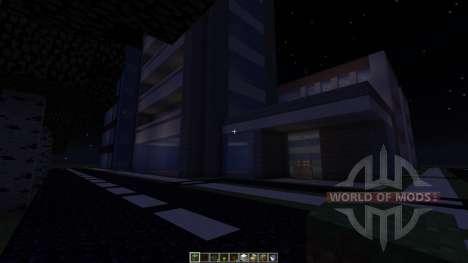 City Haus для Minecraft