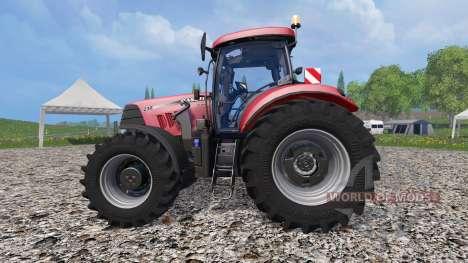 Case IH Puma CVX 230 v2.6 для Farming Simulator 2015
