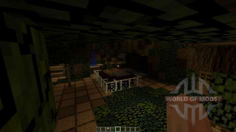 Lumbervance Treehouse для Minecraft