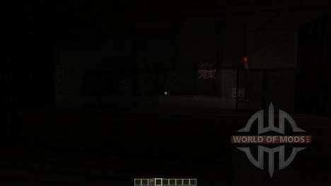 GhostMansion для Minecraft