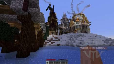 Christmas Factory для Minecraft