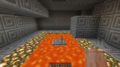 Dungeon Arena для Minecraft