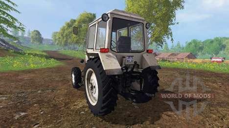 МТЗ-80 v2.1 для Farming Simulator 2015