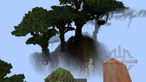 Custom RPG Island [1.8][1.8.8] для Minecraft
