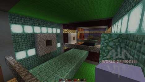 Lava and Slime Parkour [1.8][1.8.8] для Minecraft