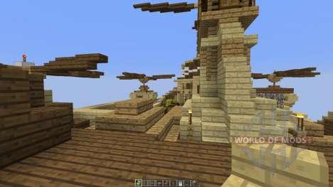 Astex Airship для Minecraft
