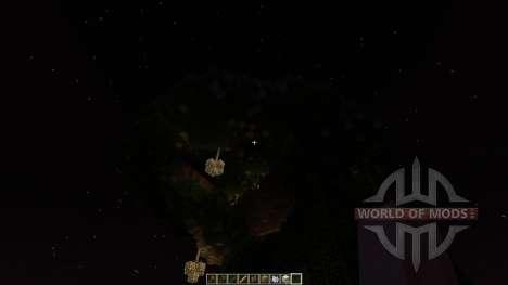 The Grove для Minecraft
