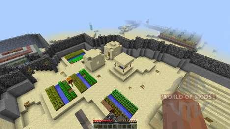 [Adventure Map] Prison Escape [1.8][1.8.8] для Minecraft