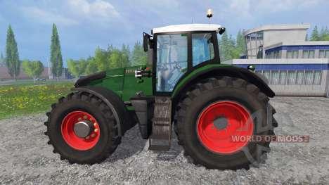 Fendt 1050 Vario v4.0 для Farming Simulator 2015