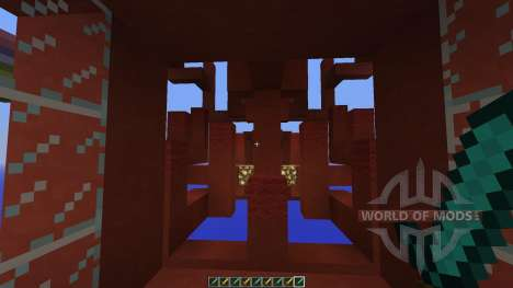 Symmetry 255 для Minecraft