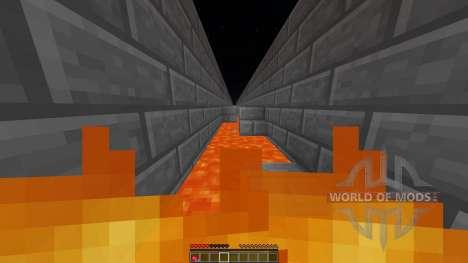 Dungeon speed run для Minecraft