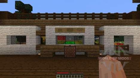 Noteblock Parkour для Minecraft