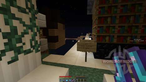 Sky Quest Dragon Slayer Reign Of GigaLox для Minecraft