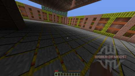 TnT Run для Minecraft