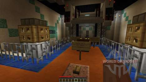 Torture Chamber punish your friend [1.8][1.8.8] для Minecraft