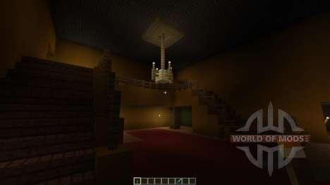 Mansion Timesplitters Recreation [1.8][1.8.8] для Minecraft