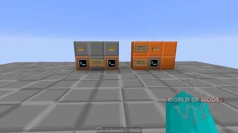 Battle Carts для Minecraft