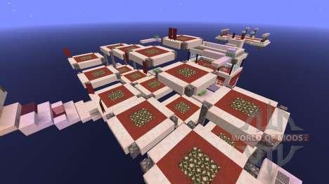 Space Games для Minecraft