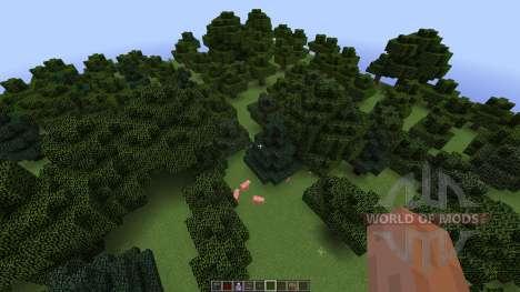 The Resource Trade для Minecraft