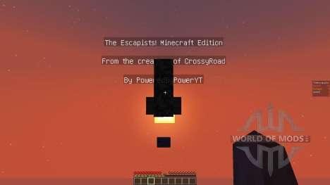 The Escapists [1.8][1.8.8] для Minecraft