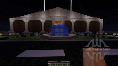 Bowling для Minecraft