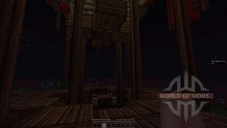 Struggler Island Walker Adventure [1.8][1.8.8] для Minecraft