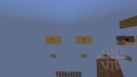 YRun Parkour [1.8][1.8.8] для Minecraft