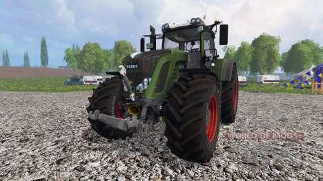 Fendt 936 Vario SCR v3.1 для Farming Simulator 2015