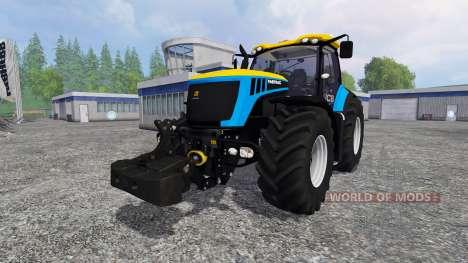 JCB 8310 Fastrac Farmet Edition для Farming Simulator 2015