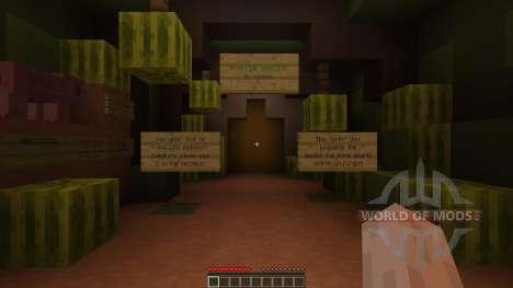 Melon mania для Minecraft