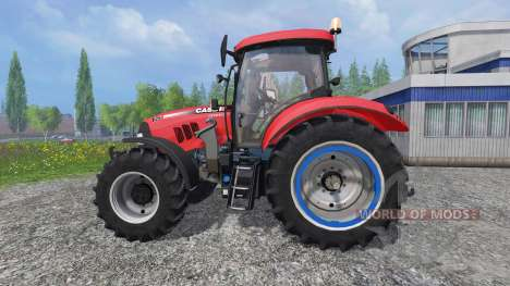 Case IH Maxxum 125 для Farming Simulator 2015