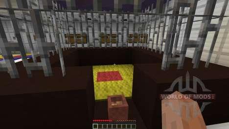 Ironman [1.8][1.8.8] для Minecraft
