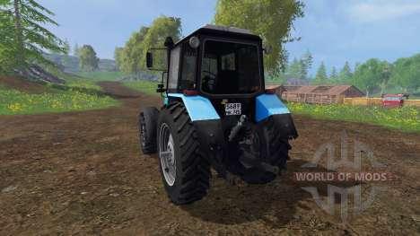 МТЗ-1221В.2 Беларус v2.0 для Farming Simulator 2015