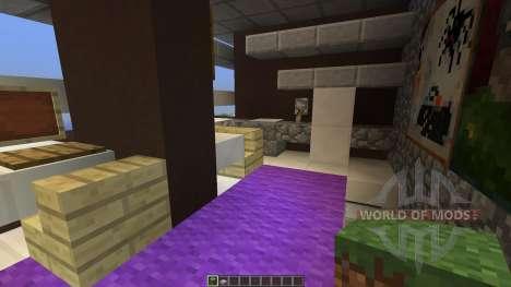 The Zone для Minecraft