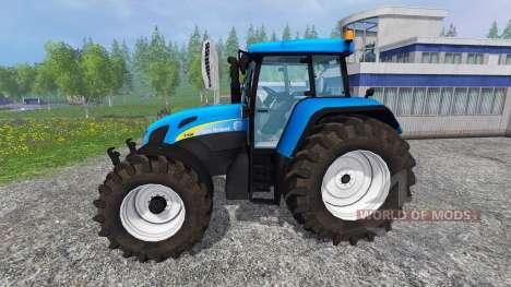 New Holland T7550 v3.0 для Farming Simulator 2015