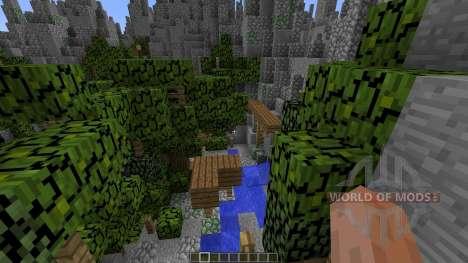 Sapling Secrets для Minecraft
