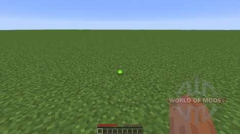 Run to center для Minecraft